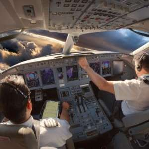 flight simulator experience